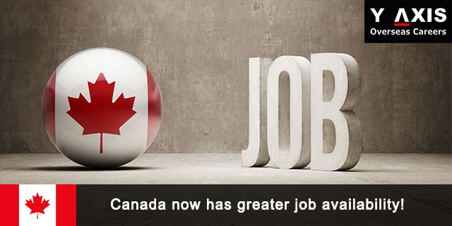 Canada has greater job availability
