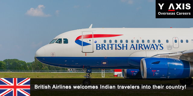 British Airlines Welcomes Indian Travelers