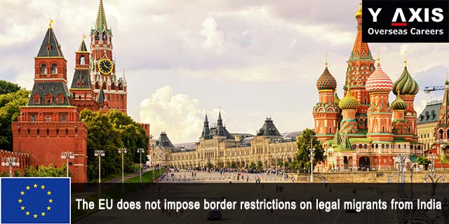 The EU restrictions on legal migrants from India