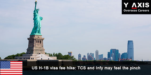 US H-1B visa fee hike: TCS and Infosys may feel the pinch