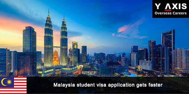 Malaysia student visa application gets faster