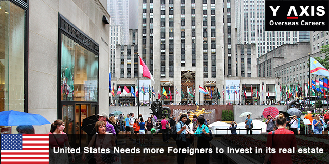 Foreigners to Invest in US real estate