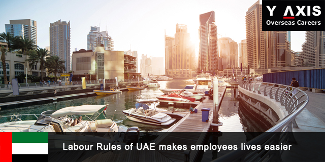 UAE makes employees lives easier and stable