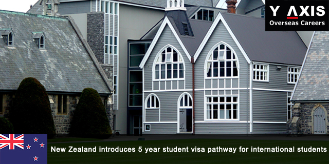 NZ introduces student visa for international students