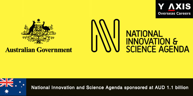Australia declares National Innovation and Science Agenda