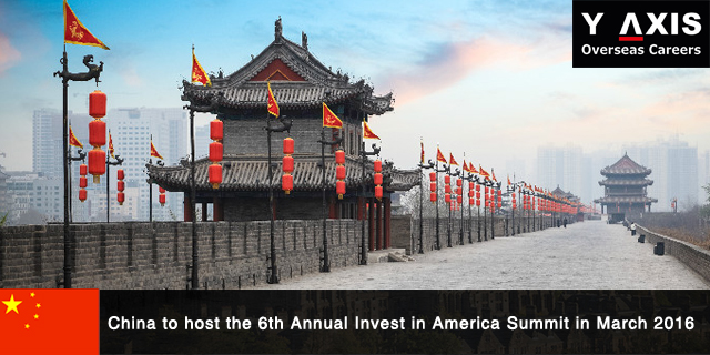 China to host the 6th Annual Invest in America Summit