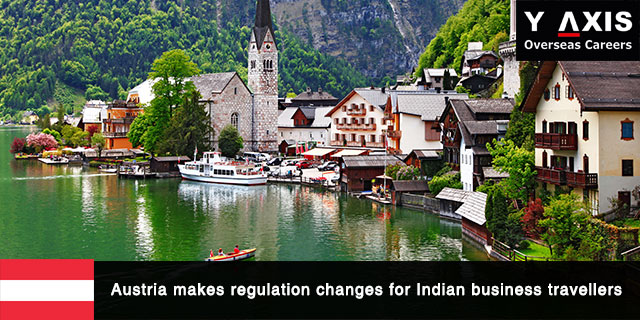 Austria makes changes for Indian business travellers
