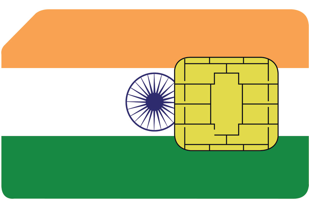 India to start rolling out free SIM cards for foreign tourists