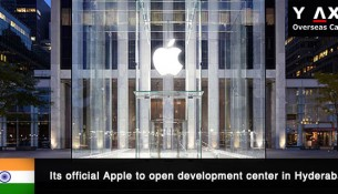 Apple Office in Hyderabad