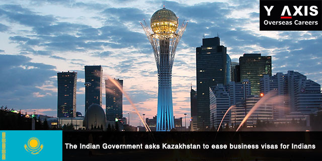 India asks Kazakhstan to ease business visas