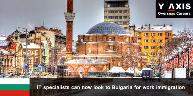 IT specialists can look to Bulgaria for work immigration
