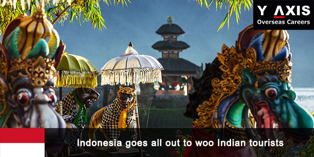 Indonesia to woo Indian tourists