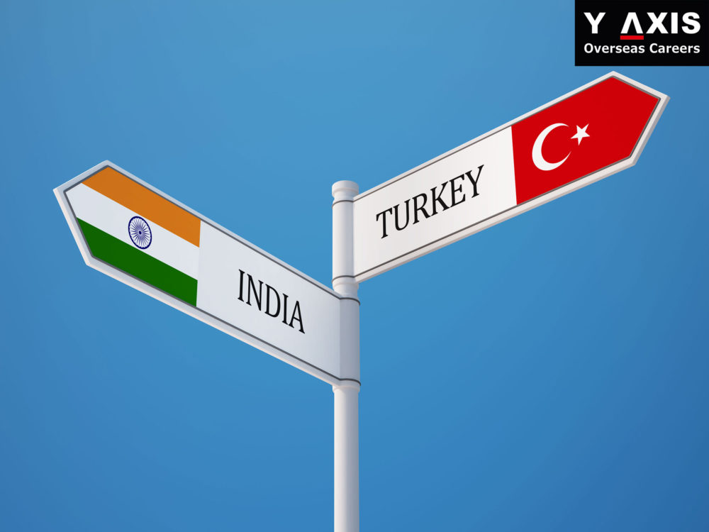 Turkey opens visa application centers India