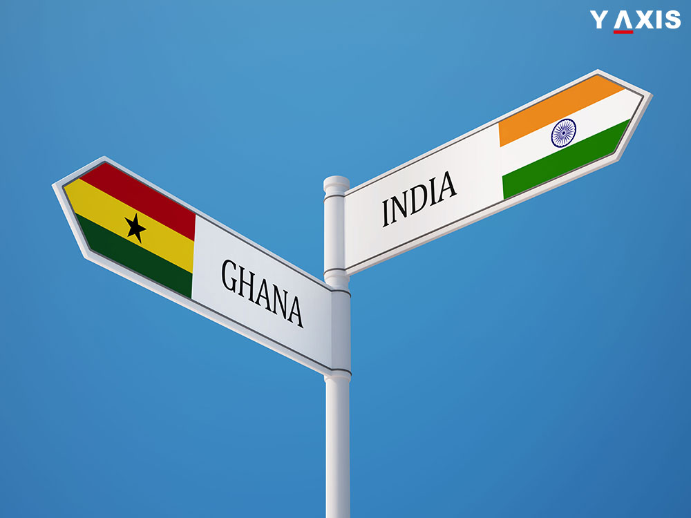 India, Ghana agree to exempt visas for officials