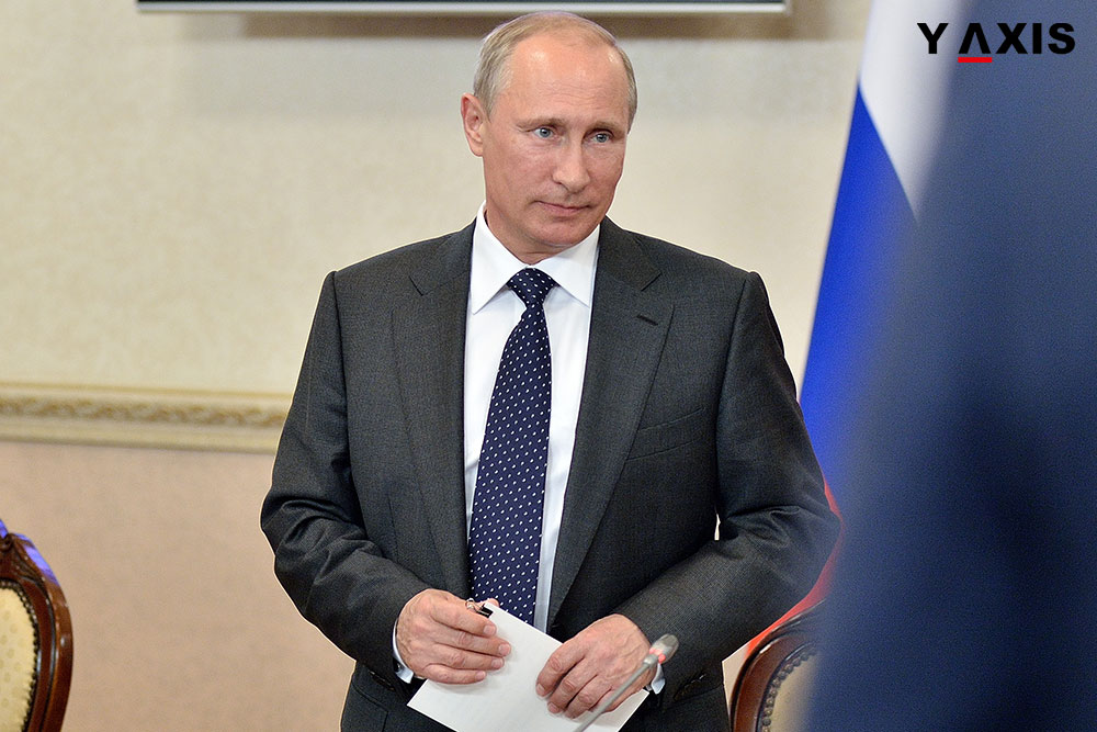 Russian President Putin gives visa-free system