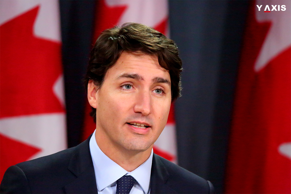 Justin Trudeau - Visa reforms ahead of the World Social Forum