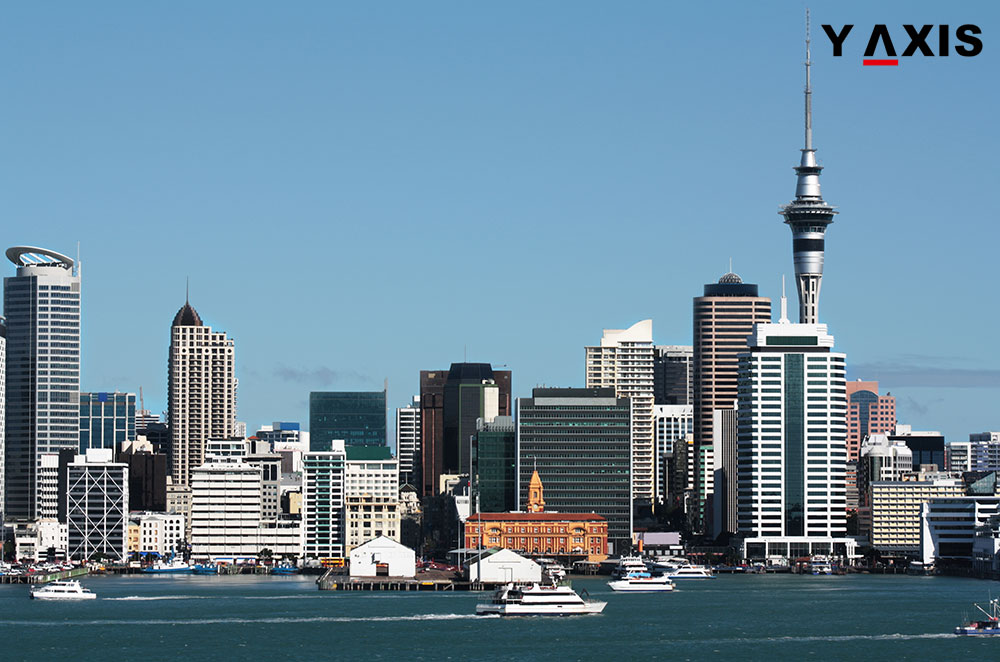 New Zealand grants temporary work visas