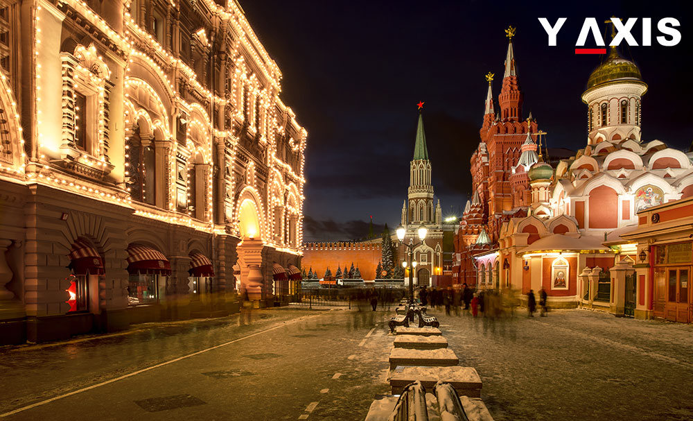 Russia mutual visa-free group travels with India, Vietnam and Iran