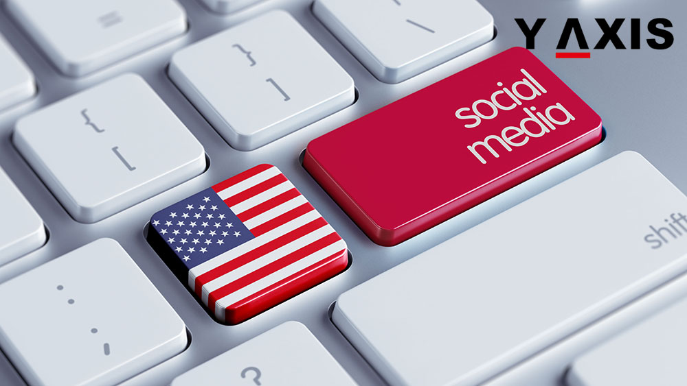 Foreign travellers arriving in the US need to provide details of social media accounts