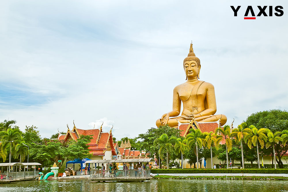 Thailand reduced VOA fees for tourists of India and 18 other nations.