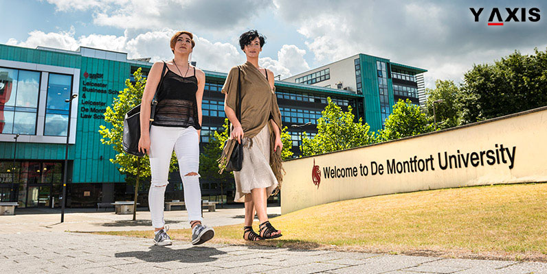 Montfort University offer scholarships and reduce fees for Indian students