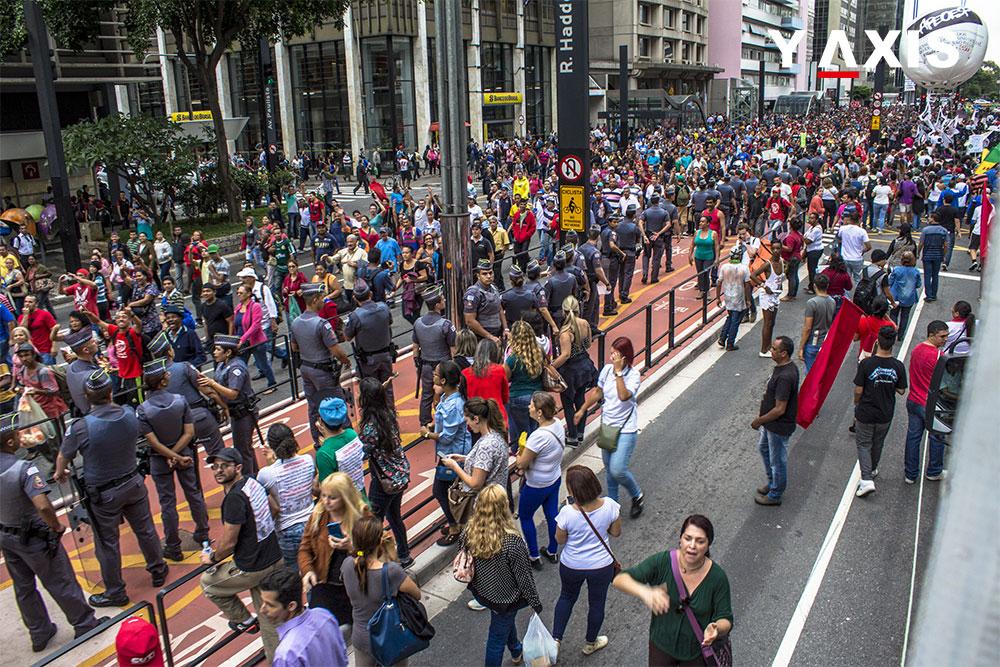 foreign studentsin Brazil