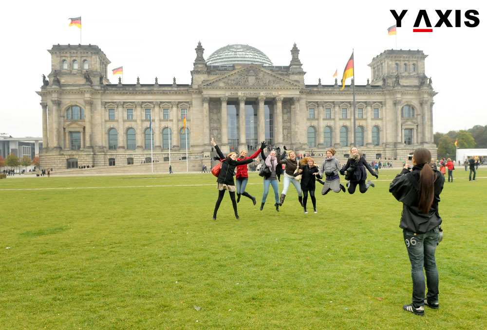 Germany given privileged visa permits on a long term basis to professionals