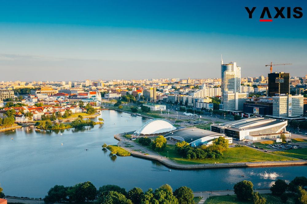Belarus to launch visa-free travel for citizens of 80 countries