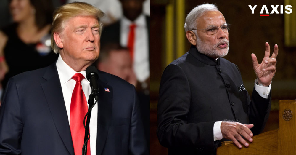 Trump has been apprised of the concerns being faced by India on the H1-B visa reforms by Modi
