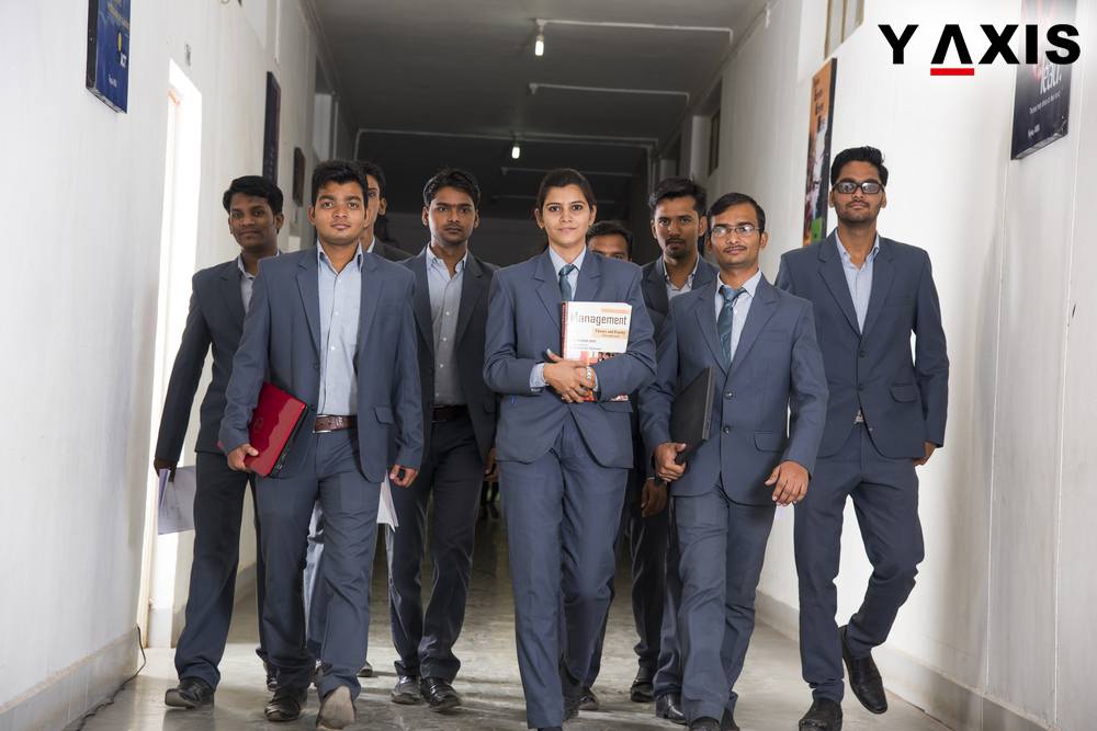 Students from India