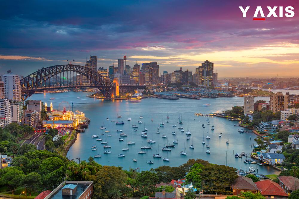 Australia with 457 visas