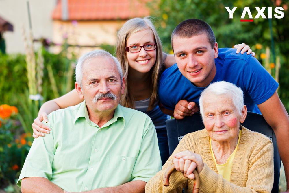 Canada's Grandparent