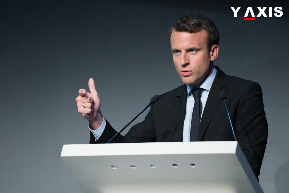Mr. Emmanuel Macron