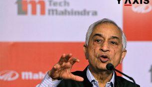 Vineet Nayyar Tech Mahindra