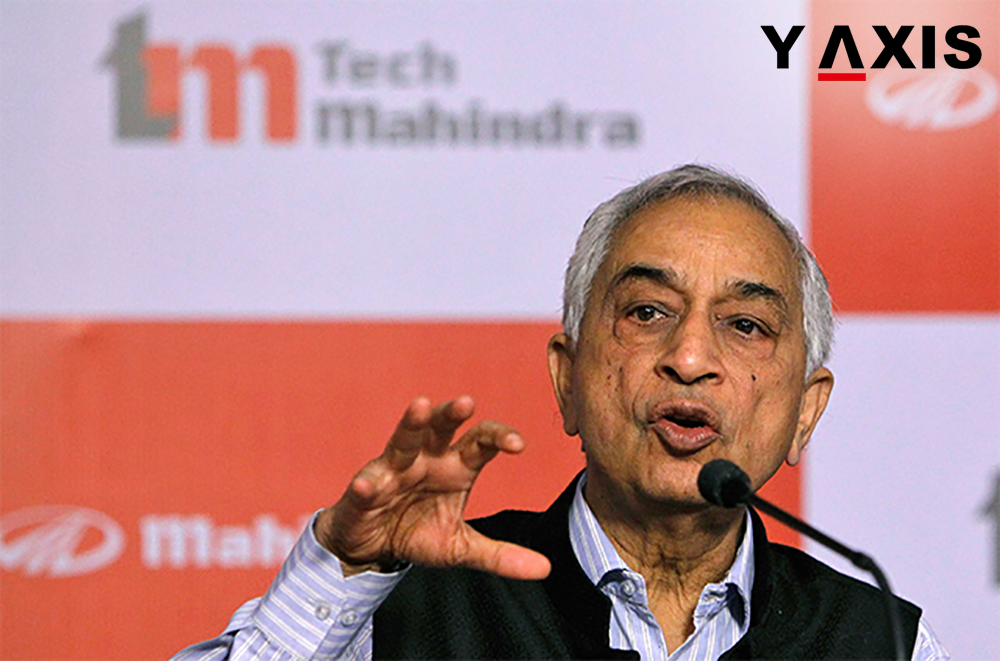 Vineet Nayyar Tech Mahindra