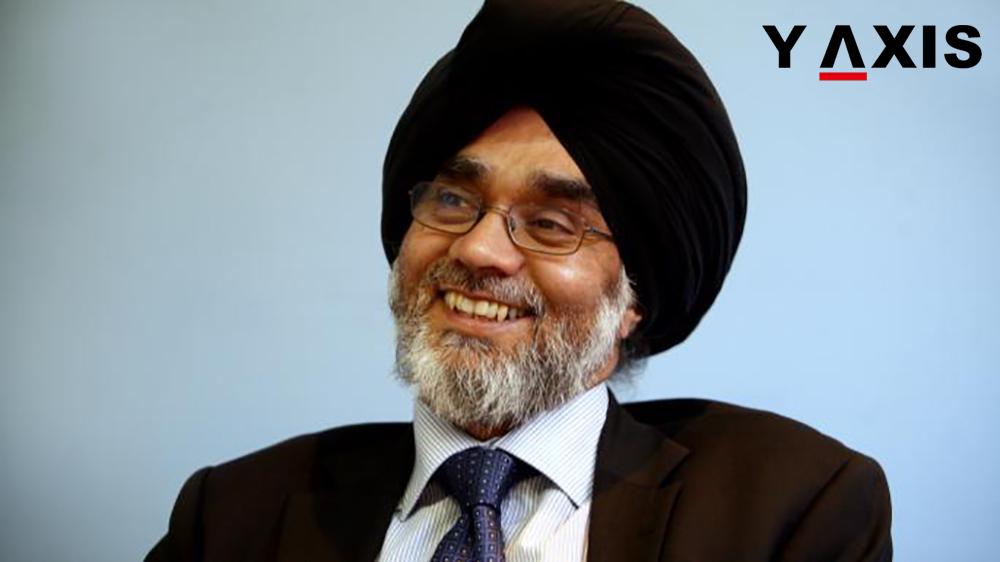 Sir Rabinder Singh