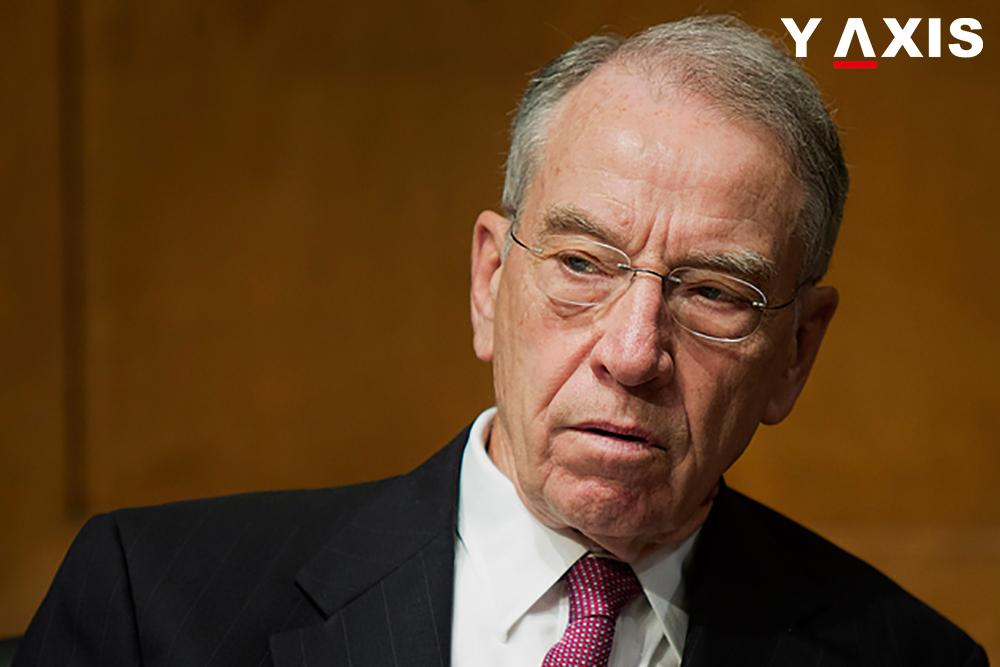 US Senator alleges