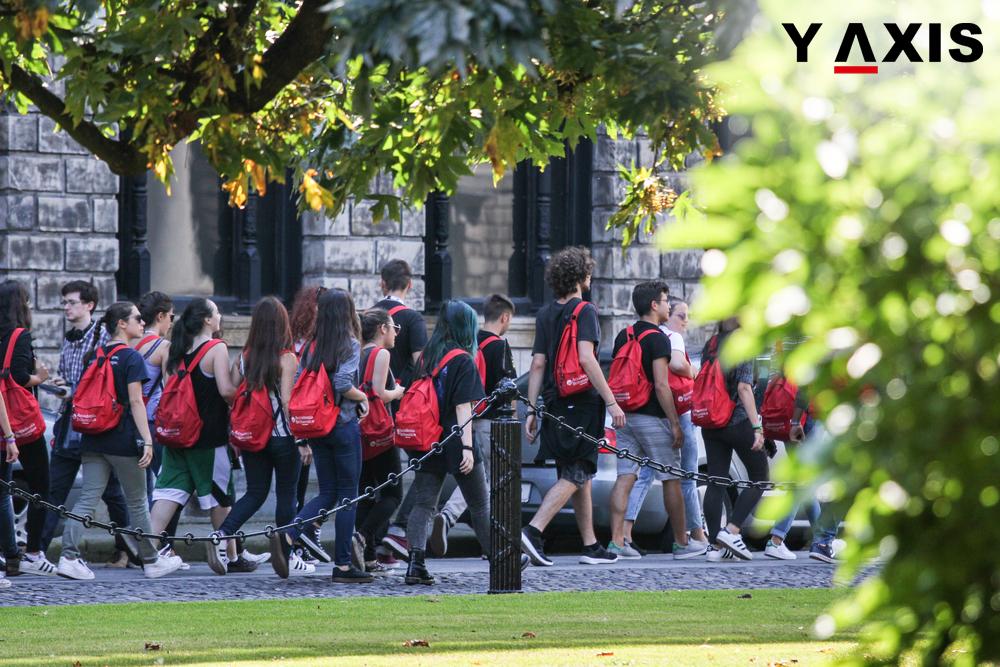Ireland students