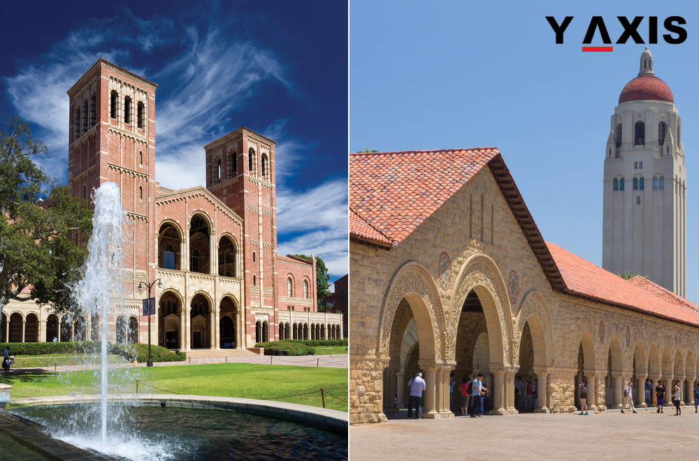 Stanford University and UCLA
