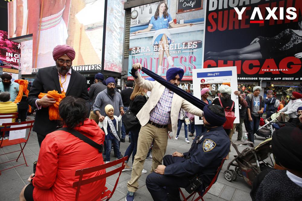 US Sikhs