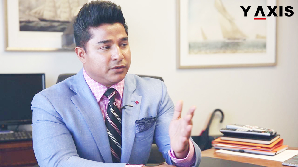 Indian American Attorney