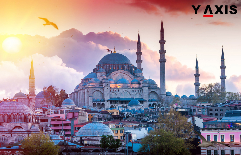 Turkish visa applications