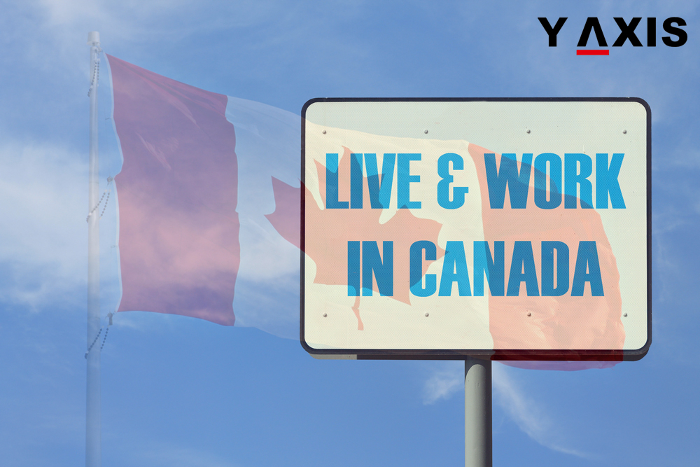 live and work in Canada