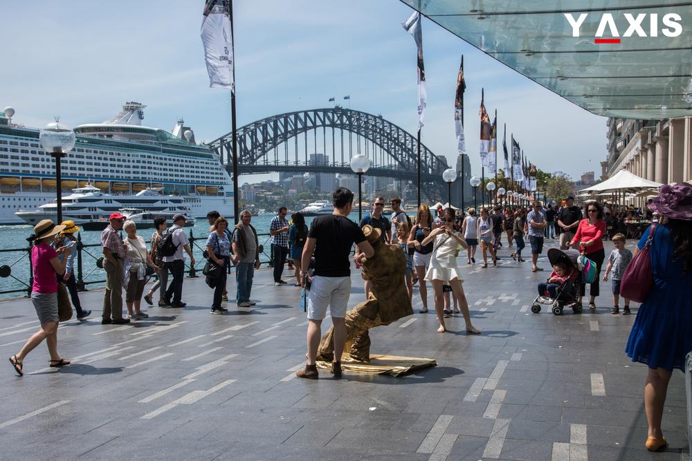 migrants to Australia