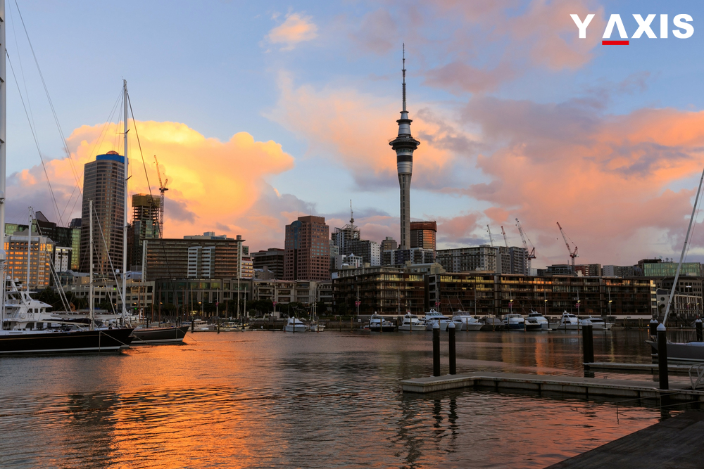Canadian Travel To New Zealand Visa