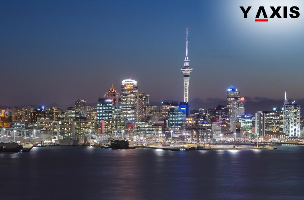 New Zealand visas