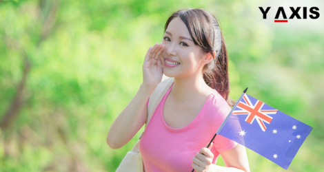 Students in Australia