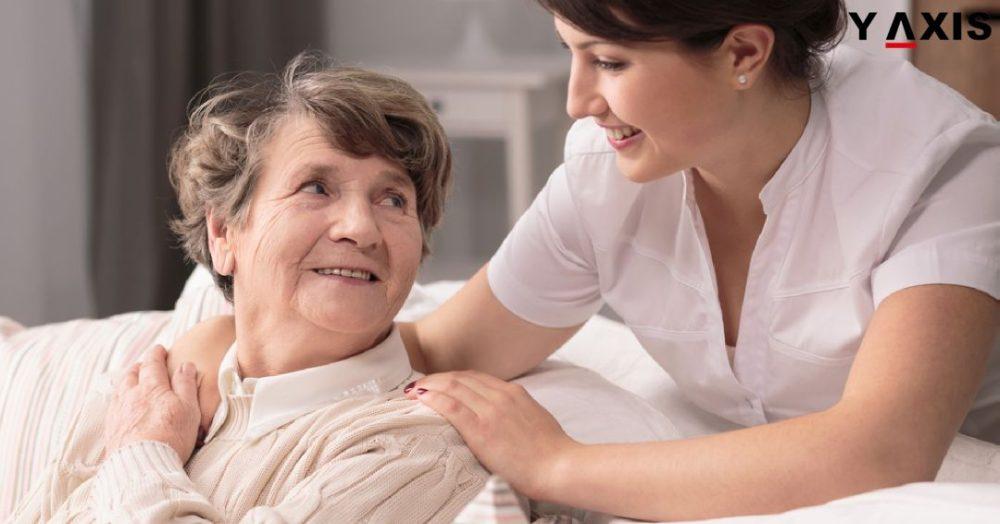 Canada PR route for Caregivers