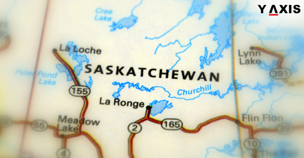 Saskatchewan offers PR Visa ITAs in the new EOI draw