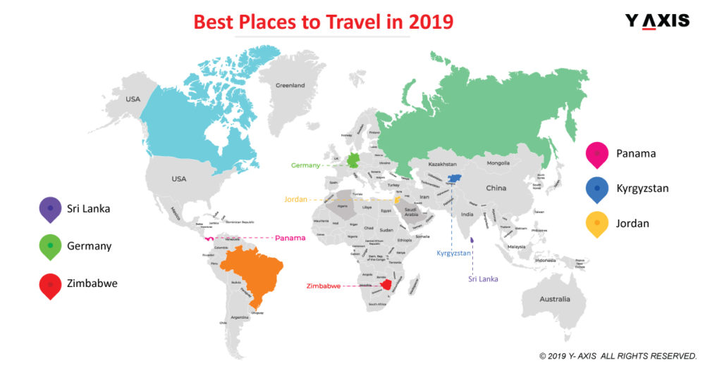best places to travel abroad